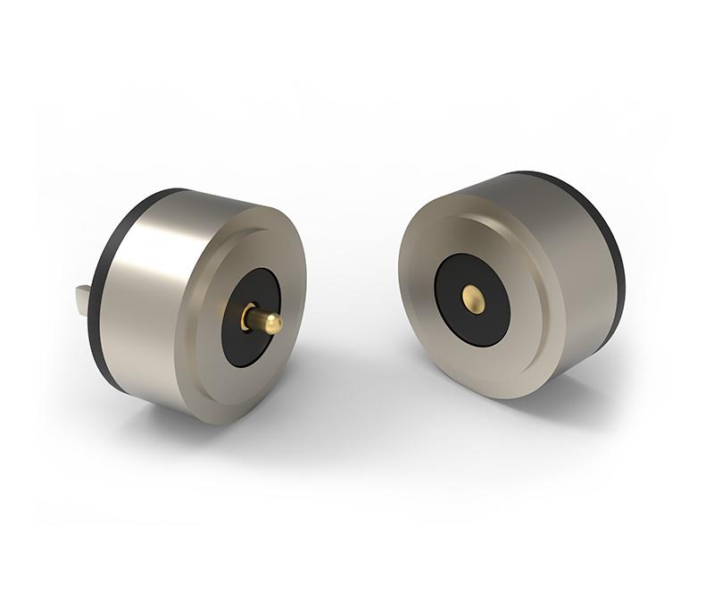 2Pin磁吸连接器