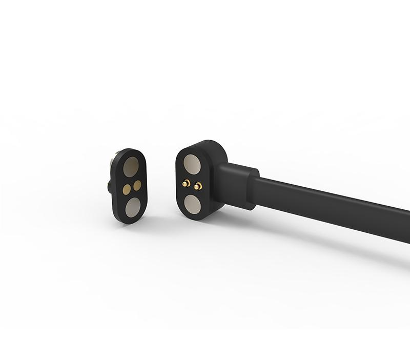 智能手环手表2PIN磁吸充电线